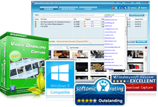 Apowersoft Video Download Capture v6.4.8.5 Türkçe