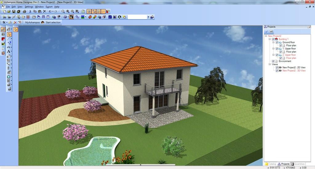 Ashampoo Home Designer Pro 2 V2 0 0 Full