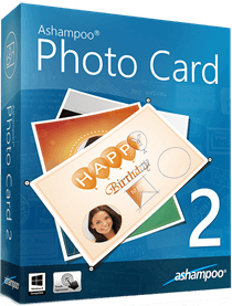 Ashampoo Photo Card 2 v2.0.3 Türkçe