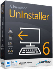 Ashampoo UnInstaller v6.00.10 Türkçe Full