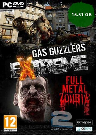 Gas Guzzlers Extreme: Full Metal Zombie Full