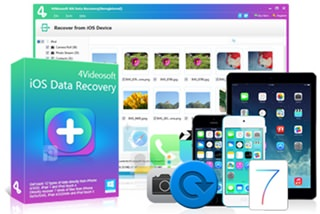 4Videosoft iOS Data Recovery v8.1.16