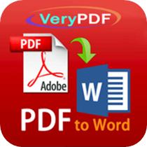 VeryPDF PDF to Word Converter v3.0 Full indir