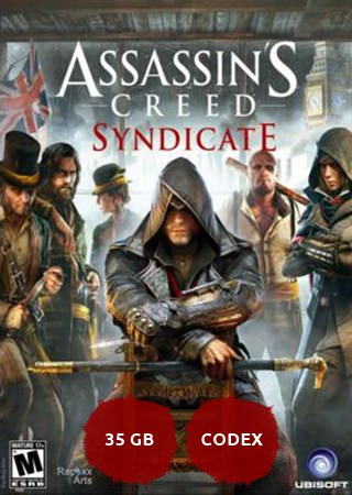 Assassin's Creed: Syndicate - Codex - Tek Link
