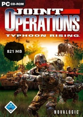 Delta Force 8: Joint Operations Typhoon Rising