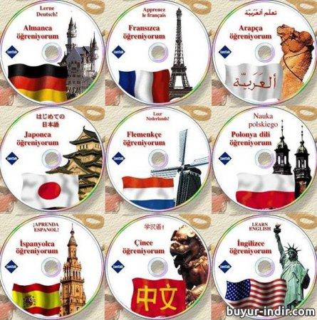 Talk Now! 2006 - 15 Farklı Dil Eğitim Seti