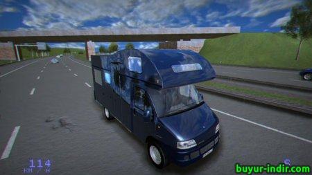 Driving Simulator 2012 Tek Link indir