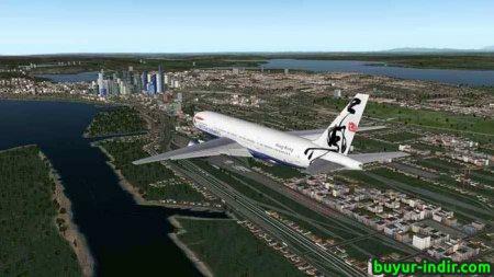 X-Plane 10 Tek Link Full indir