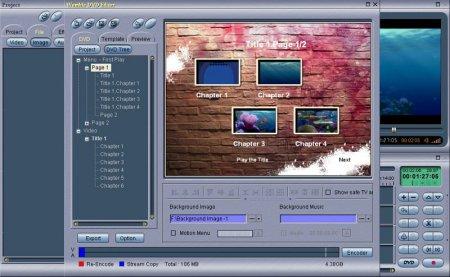 Womble MPEG Video Wizard DVD v5.0.1.112 Full