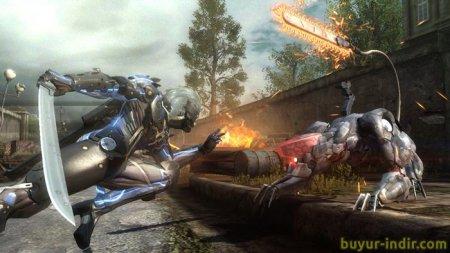 Metal Gear Rising: Revengeance Tek Link