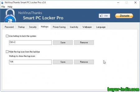 NoVirusThanks Smart PC Locker Pro v2.7