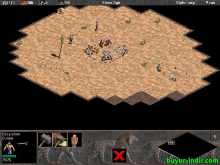 Age of Empires 1 Full indir