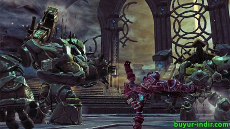 Darksiders II Deathinitive Edition Tek Link Full indir