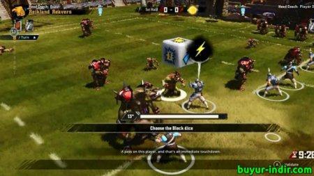 Blood Bowl 2 PC Tek Link Full indir