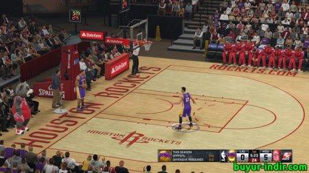 NBA 2K16 Tek Link Full indir
