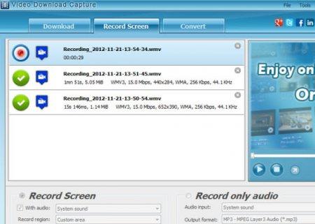 Apowersoft Video Download Capture v6.0.4 Türkçe
