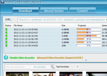 Apowersoft Video Download Capture v6.3.3 Türkçe