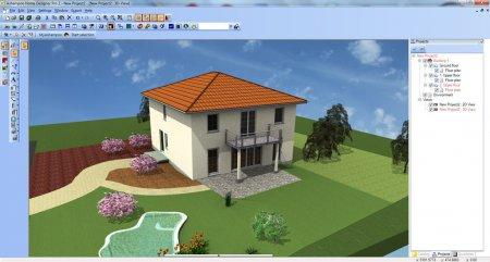 Ashampoo Home Designer Pro 2 v2.0.0 Full
