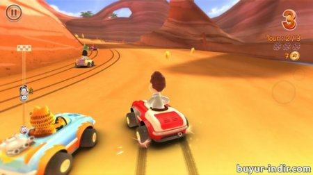 Garfield Kart PC Tek Link Full