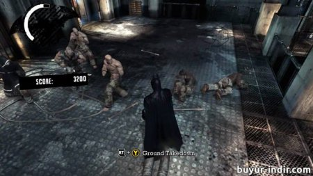 Batman Arkham Asylum Türkçe Full indir