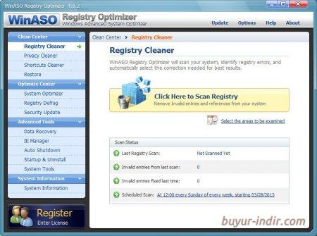 WinASO Registry Optimizer v5.1.0.0 Full indir