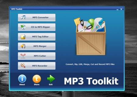 MP3 Toolkit v1.1 Full