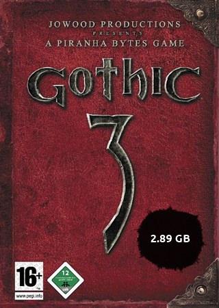 Gothic 3 Full Tek Link indir