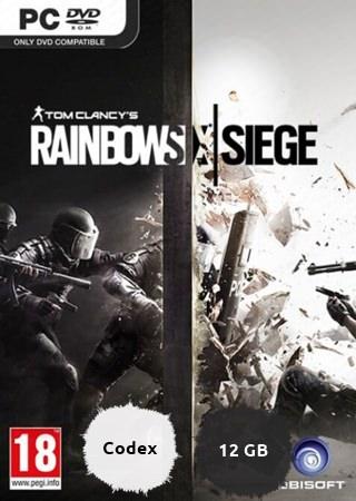 Tom Clancy's Rainbow Six Siege Full (Codex)