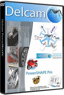 Delcam PowerShape 2016 Full (x64)