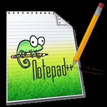 Notepad++ v6.8.8 Türkçe Portable