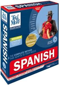 Tell Me More İspanyolca Eğitim Seti
