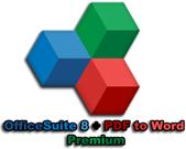 OfficeSuite 8 + PDF Converter Premium v8.7.5428 Türkçe APK