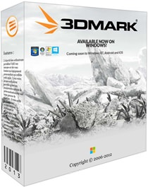 Futuremark 3DMark Advanced / Professional v2.8.6427
