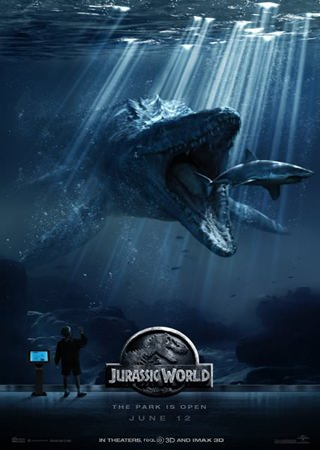 Jurassic World | 2015 | 720p | DUAL | MKV