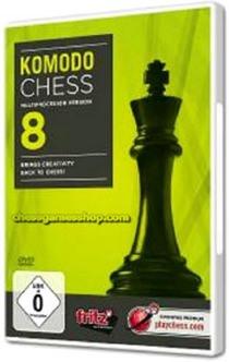 Komodo Chess 8 Multiprocessor Full (x86 / x64)