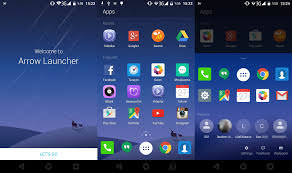 Microsoft Arrow Launcher v1.1.1.20416 APK