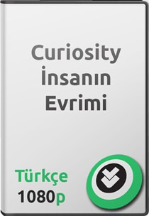 Curiosity: İnsanın Evrimi Belgeseli Türkçe