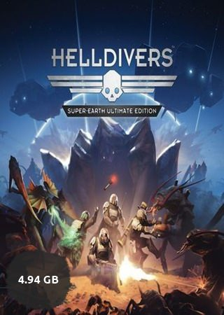 Helldivers PC Full indir