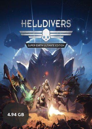Helldivers PC Full indir