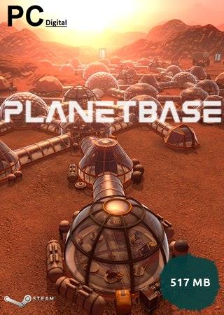 Planetbase PC Full indir