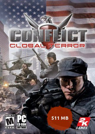 Conflict Global Terror Rip Full