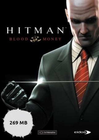 Hitman Blood Money Rip Full indir