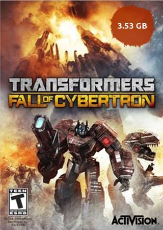 Transformers Fall of Cybertron Rip Tek Link
