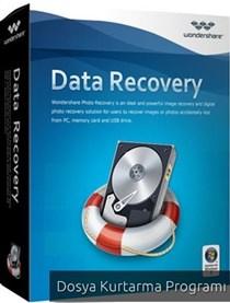 Wondershare Data Recovery v5.0.0.5 Full indir