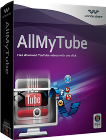 Wondershare AllMyTube v7.4.2.2