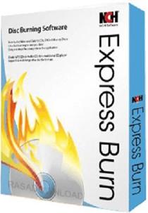 NCH Express Burn Plus v5.06