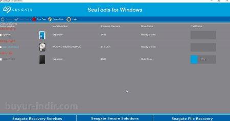 Seagate SeaTools v1.4.0.2