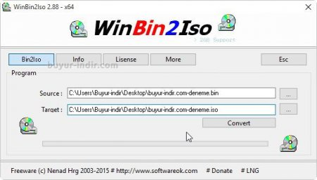 WinBin2Iso v2.88