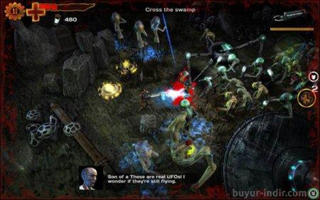 Guns'N'Zombies: N'Aliens Tek Link