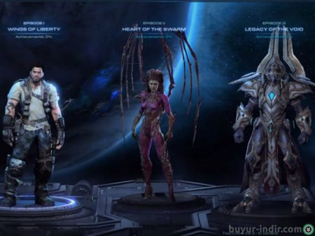 StarCraft II: Legacy of the Void Full Tek Link